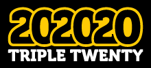 Triple twenty logo